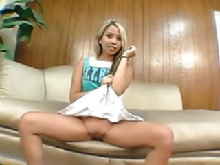 blonde asian asian porn